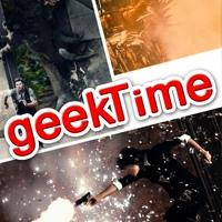 Логотип GeekTime / гик-сообщество Иркутска и области