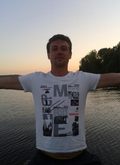 Иван, 35, Ural'skiy