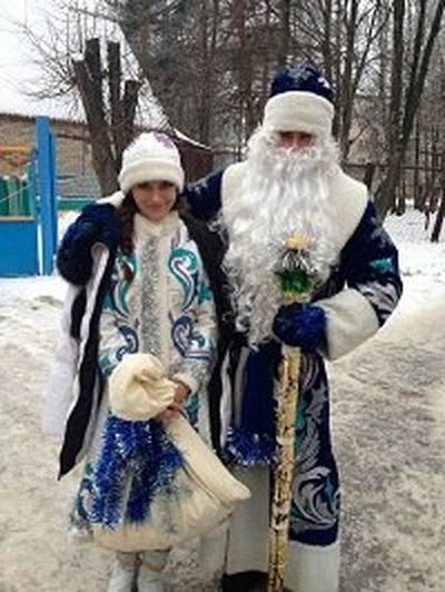 Дедушка Морозов