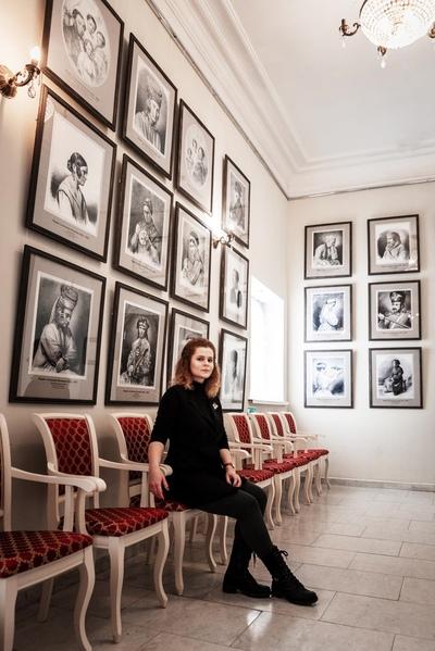 Светлана Самсонова