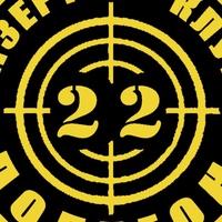 Логотип Полигон 22 / Лазертаг в Барнауле