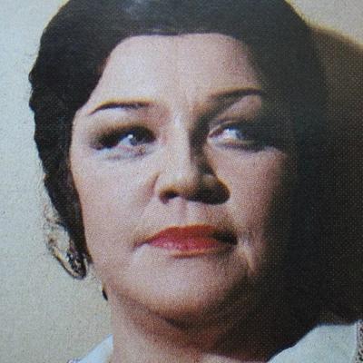 Элеонора Андреева