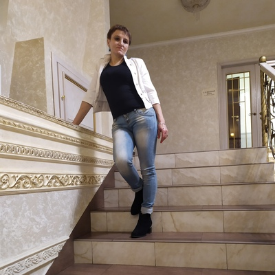 Ирина, 47, Smolensk
