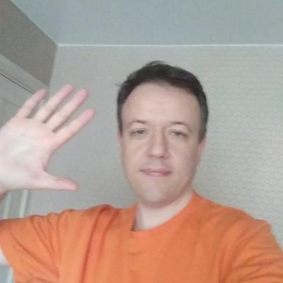 Степан, 41, Horad Zhodzina