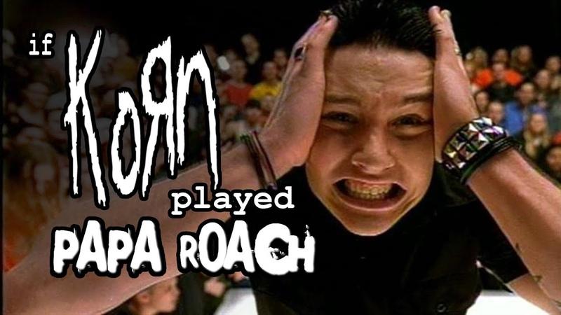 ITP Last Resort Korn Papa Roach