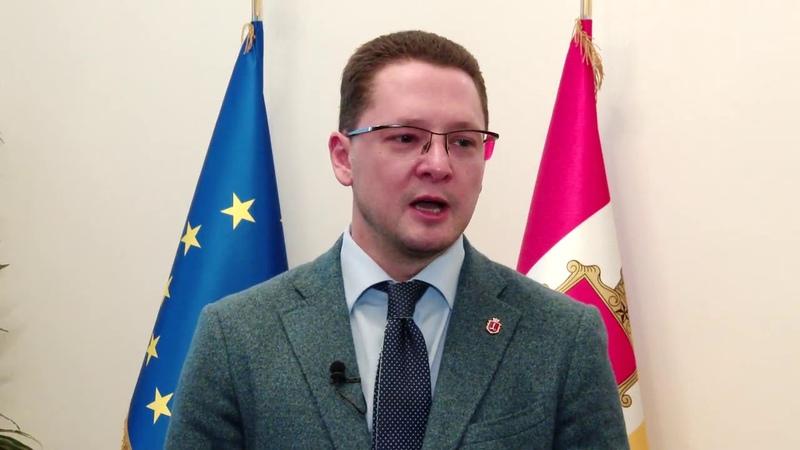 КОРОНАВИРУС Одесса усиливают превентивные меры в связи с пандемией