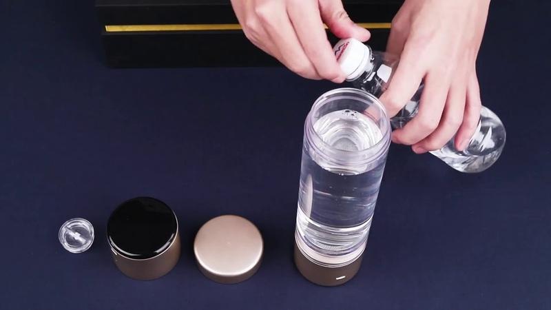 Wasserstoffwasser mit Schumannfrequenz heilt Alzheimer in 3 Monaten