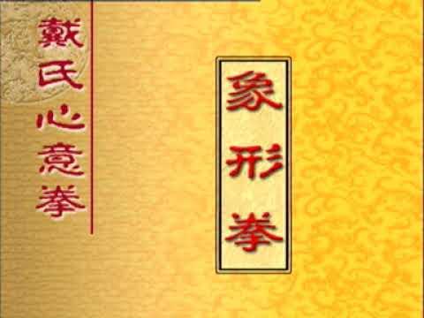 Син И цюань семьи Шан 2
