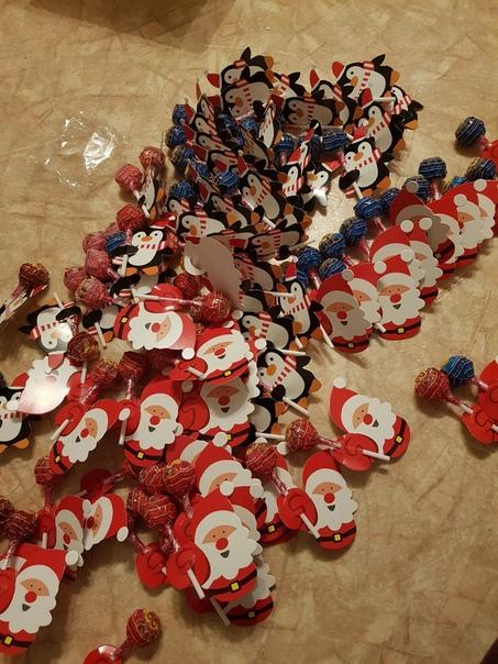 Новогодний Олененок  Как украсить сладости для подарка или просто для гостей к чаю ))Интересная и недорогая идея шаблоны разнообразные на любой повод !! главное точно определиться с темой
