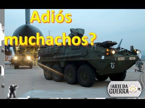 BLINDADOS Stryker porque a Argentina ADIOU a compra VÍDEO 1308