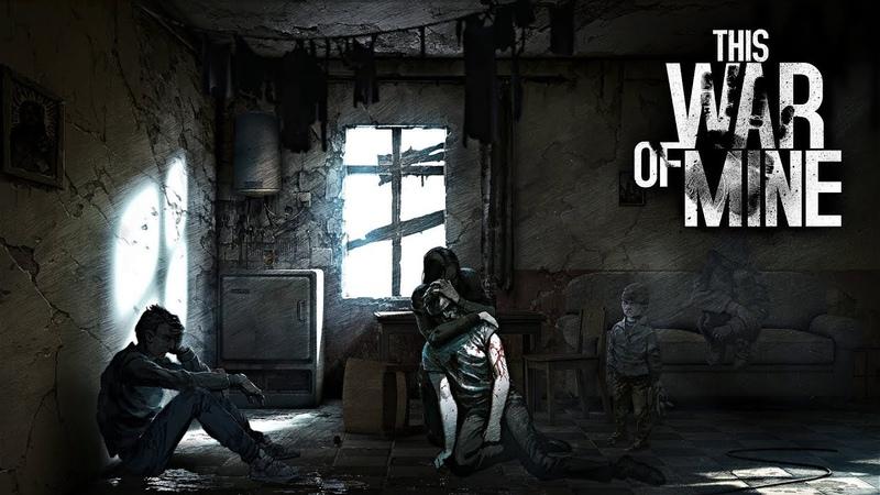 Стрим Прохождение игры This War of Mine 3