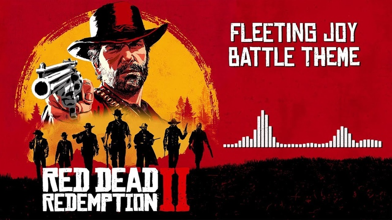 Red Dead Redemption 2 Official Soundtrack Fleeting Joy Battle Theme HD With Visualizer