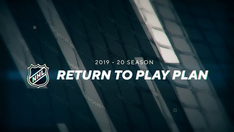 NHL s Return to Play Plan ANIMATED