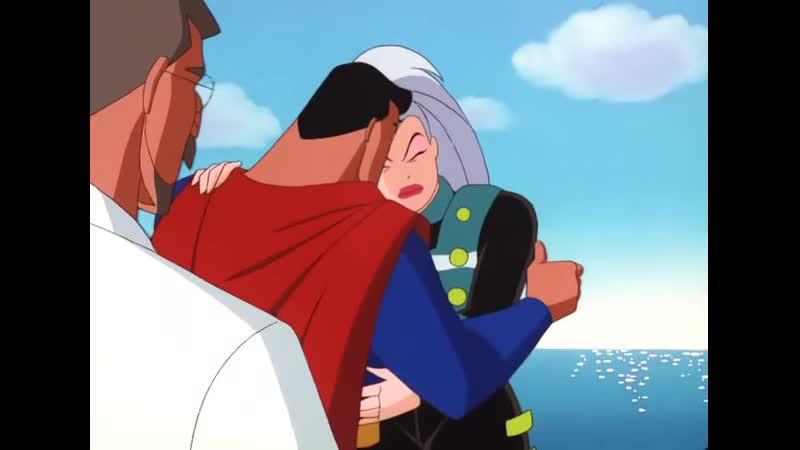 Сезон 02 Серия 01 Супермен 1996 2000 Superman Blasts from the Past Part I