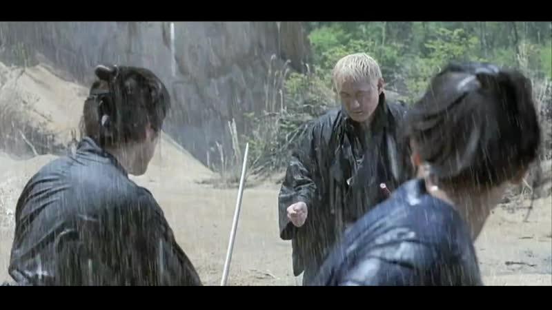 座頭市 Zatoichi The Blind Swordsman - 5 Blood and Rain