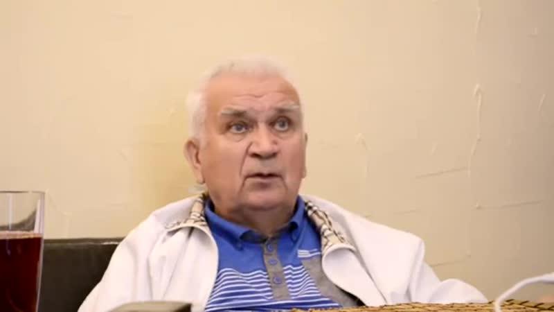 Зазнобин В.М. Беседа о творчестве Пушкина (5.06.2016)