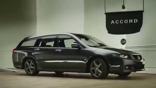 Креативная реклама Honda Accord. Самая дорогая автомобильная реклама