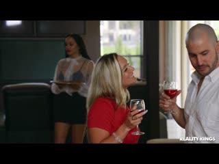 [ / ] Julie Kay - Wait on Me ( г., All Sex, Blowjob, Ebony, 1080p]
