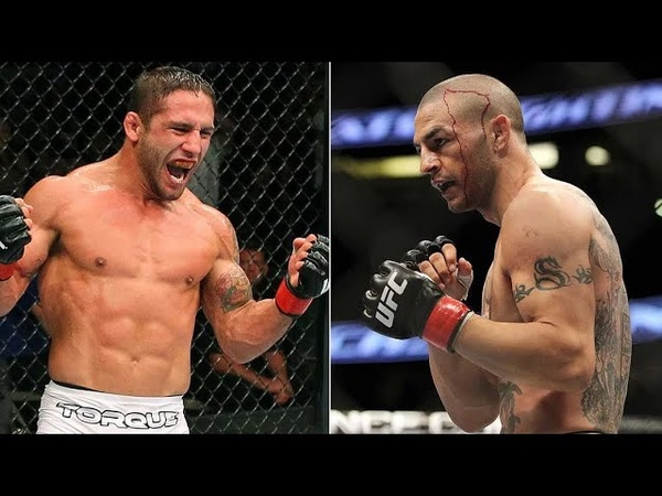 VBl 16 Featherweight Cub Swanson vs Chad Mendes