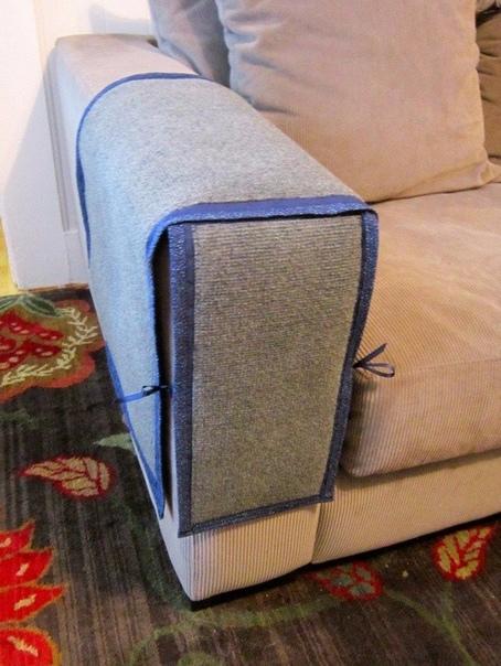 Покрытие для защиты дивана от когтей дом вкусно, как дома...!