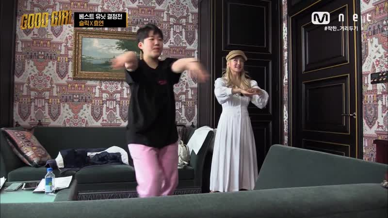 [3ep] Dance teacher Sleeq! The appearance of a practice bug recognized by Hyoyeon