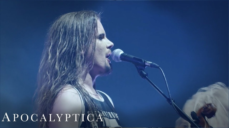 Apocalyptica One Plays Metallica By Four Cellos A Live Performance