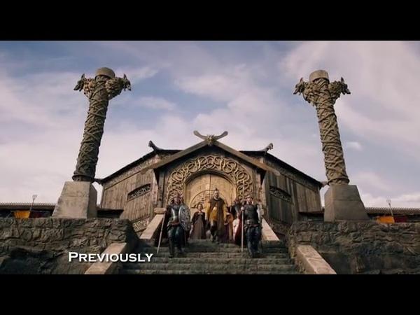 Беовульф 1 сезон 9 серия