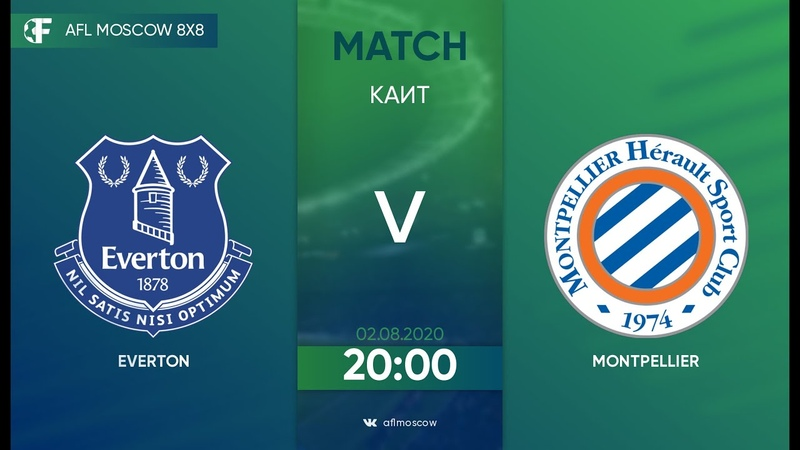 AFL20 Europa League Day 5 Everton Montpellier