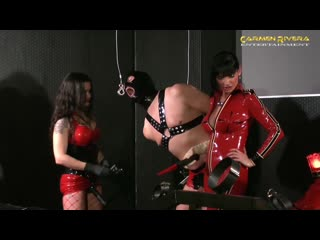 PLUG  PLAY - Chapter Two - Carmen Rivera, Mistress Hidest, Chris Schock Cock, Sling King