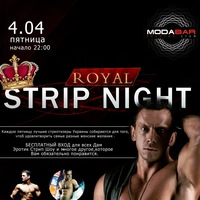 4.04__Royal Strip Night__MODABAR
