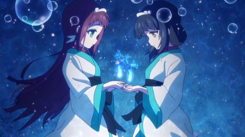 【MAD】「凪のあすから」Nagi no Asukara (A Lull in the Sea)五周年記念映像