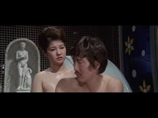 Mesunekotachi no yoru\Night Of the Felines / Ночь блудливых кошек ( 1972 )