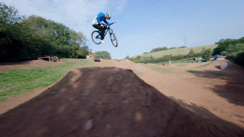 DESIGN CONQUER The Final Edit Matt Jones Stomps World First Tricks in partnership with Ford Inside BMX