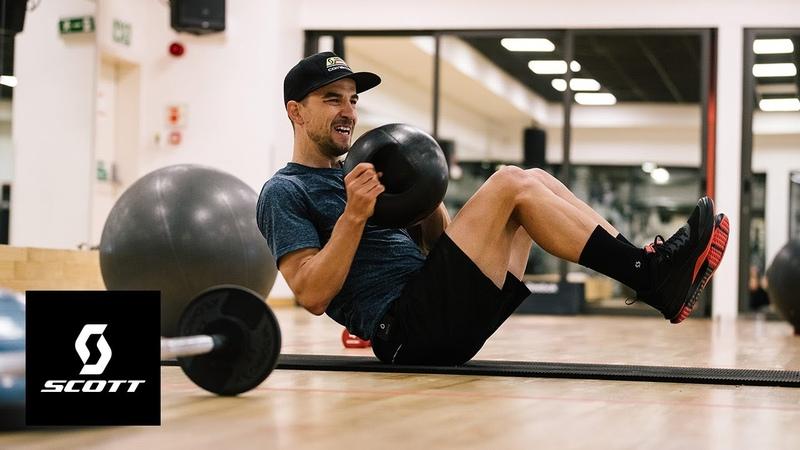 FITTER FASTER STRONGER Ep 1 Hittin' the Gym w Nino Schurter