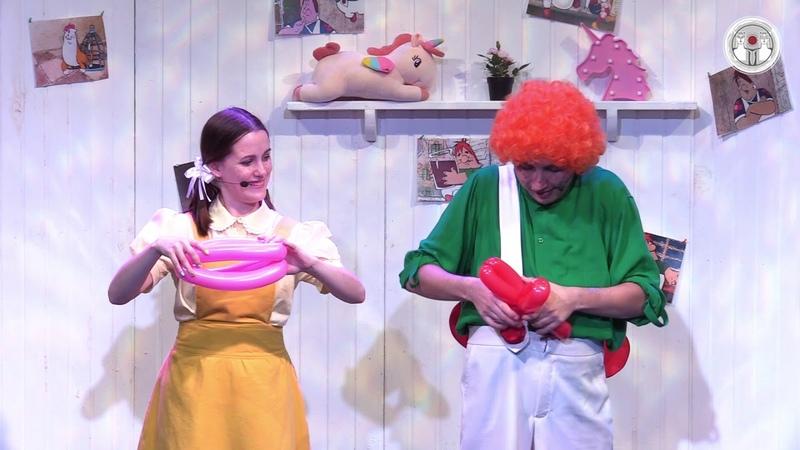 Ромашковое счастье познавательная программа для детей о Дне семьи любви и верности