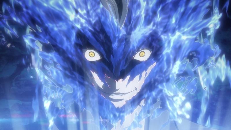 Persona 5 4 11 Kamoshida Palace Joker's Persona Arsene Manifestation Anime Cutscene PS4 Pro