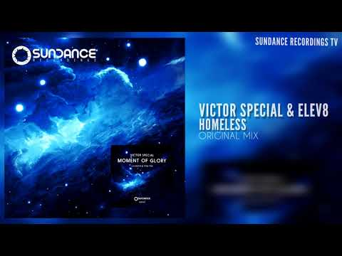 SDR427 Victor Special Elev8 - Homeless (Original Mix) [Sundance Recordings] 《Official Video》